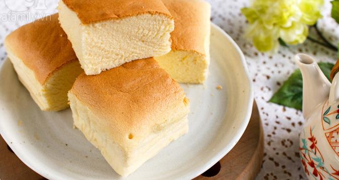 Xin giấy phép vệ sinh an toàn thực phẩm cho cơ sở bánh bông lan