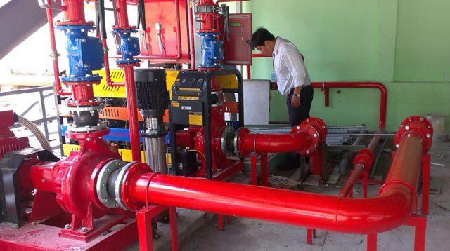 Thủ tục cấp, đổi lại giấy xác nhận đủ điều kiện kinh doanh dịch vụ phòng cháy chữa cháy