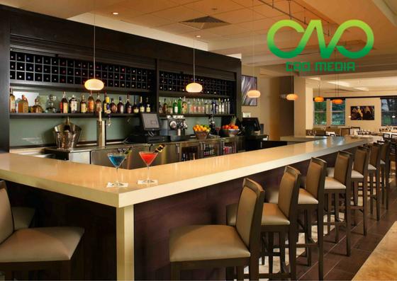 Thủ tục đăng ký giấy phép kinh doanh rượu trong nhà hàng (Ảnh C.A.O MEDIA)