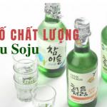 Công bố tiêu chuẩn chất lượng sản phẩm rượu soju