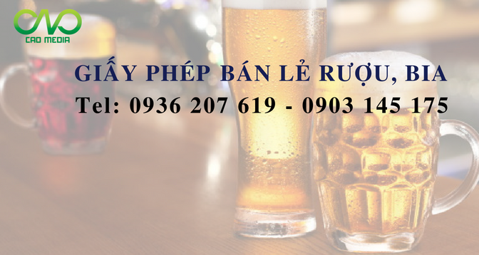 Cơ quan cấp giấy phép bán lẻ rượu, bia theo quy định