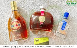 Kiểm nghiệm và công bố chất lượng rượu Mao Đài