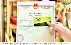 Đăng ký nhãn hiệu sản phẩm bánh bao cadétại C.A.O Media