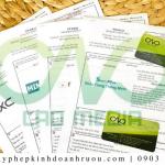 Hướng dẫn đăng kýbảo hộ độc quyền thương hiệu khẩu trang