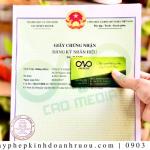 Thủ tục đăng ký bảo hộ thương hiệu mới nhất 2021